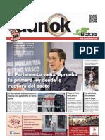 Nº 19 - 18 de Mayo de 2012 - Danok Bizkaia