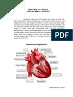 Struktur Dan Fungsi Sistem Kardiovaskuler