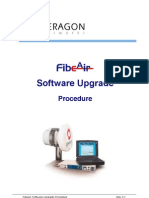 FibeAir Software Upgrade Procedure (Rev3.3)