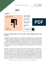 """Revue de presse de """" Plugged In """" de Jérôme Sabbagh (BEE049)"""