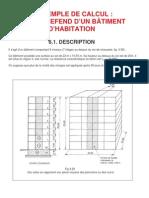 ccdbda431af79 EXEMPLE DE CALCUL MUR DE REFEND D UN BÂTIMENT D HABITATION-CET