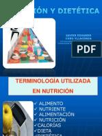 1ra unidad NUTRICION