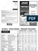 Primiers State Liner Timetables