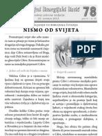Župni listić - PUJANKE - 78 - Sedma uskrsna - 2012.