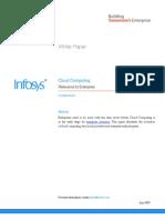 Cloud Computing - Relevance to Enterprise