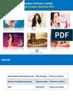 Annual Investor Seminar 2012_tcm114-286961