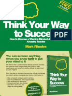Think your way to success sample chapter