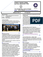 Newsletter 141 - 18.05.12