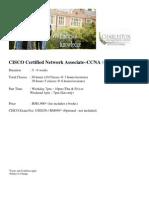 Certified+ Network+ Associate+Dec+2011+v2.2