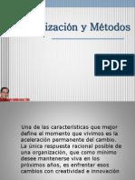 Administración_Organización y Métodos