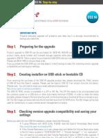 Upgrade to DSS V6 Step-By-step