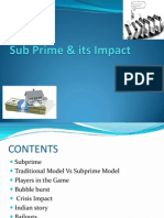 Subprime Final Ppt