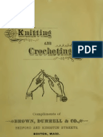 Knitting & Crocheting (1885)