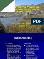 Gestion Ambiental Minera Del Peru y Su Comparacion Con El Mo