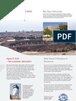 Open-E Case Study Bar Ilan University