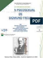 Exp. Teoria Psicosexual - Sigmund Freud