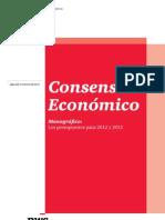 Consenso Economico Segundo Trimestre 2012d
