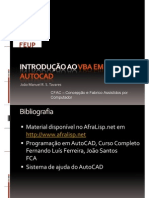 AutoCAD VBA Programming Tutorial 3677435 - bunkyo info