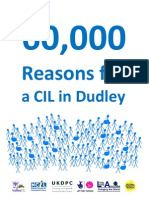 Dudley CIL community engagement report