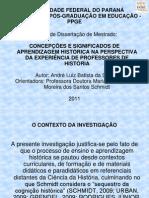 ANDRÉ APRESENTAÇÃO DEFESA