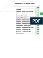 02 DA Copyright Marreurs Moteur a Copyright Lectroniques Et Variation de Vitesse