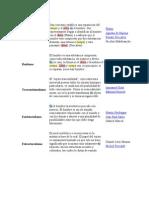 2.4 Corrientes de Antropologia filosofica (esquema)
