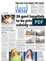 Manila Standard Today - May 19, 2012 Issue