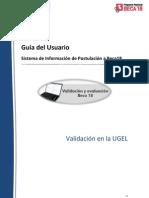 Anexo 1. Guía de Especialista  PLATAFORMA VIRTUAL