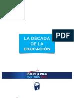 Resumen de Política de Eduación