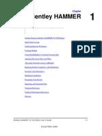 Bentley HAMMERv8XM Users Guide