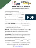 contrato de prestação de serviços mp