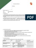 Plan Anual de Tutoria 2012