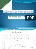 interpolacionW1