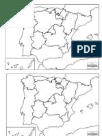 COMUNIDADES DE ESPAÑA
