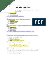 Mkt501 Old Midterm Paper