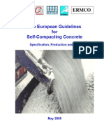 Self-Compacting Concrete Guidelines
