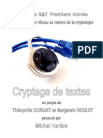 cryptage de textes