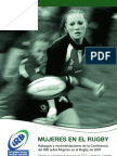 Women Rugby - 2007 Irb Conference