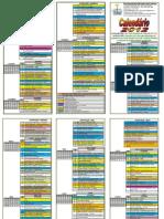 CalendárioANUALPARA 2012