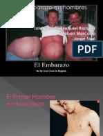 Embarazo Hombre