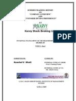 Karvy Stok Broking Ltd