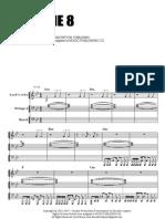 Jean Michel Jarre Oxygene 8.PDF PARTITURA