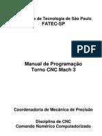 CNC - Apostila de Programa__o