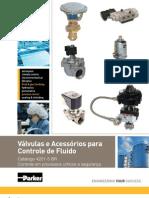 Valvulas e Acessorios Para Controle de Fluido 4201-5br