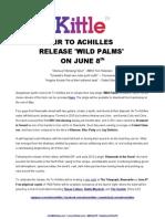 ATA 'Wild Palms' PR