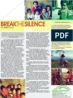 Break The Silence by Joab Afuang