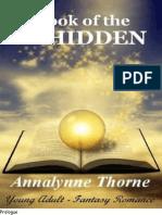 Annalynne Thorne - Book of the Hidden