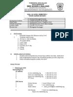 Soal Uji Level Semester 5 Admin Server