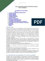 Diagnostico Nueva Ruralidad Del Distrito San Pedro Putina Punco Tambopata