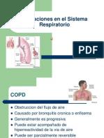 3118030 Alteraciones en El Sistema Respiratorio